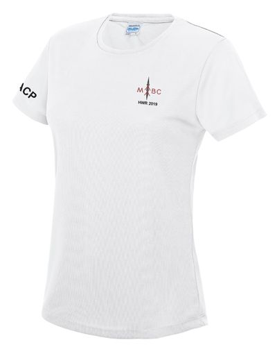 MAABC Women's HWR 2019 Tech T
