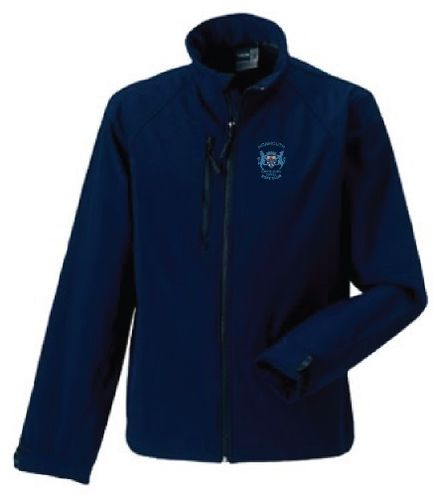 MCSBC Men's Softshell Jacket