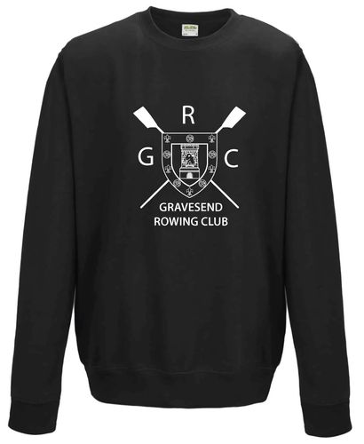 Gravesend RC Black Sweatshirt