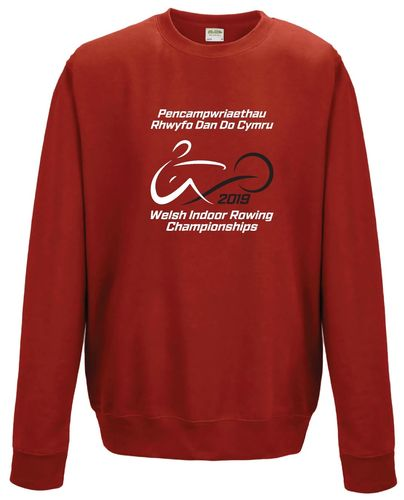 Welsh Indoor Rowing Sweatshirt 2019