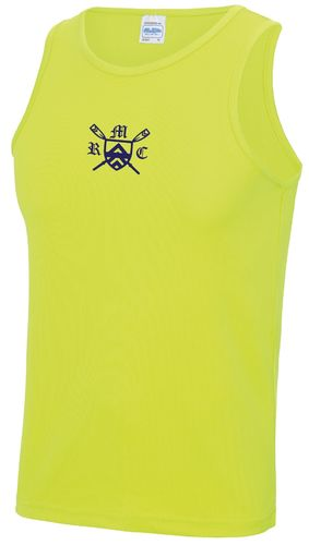 Monmouth RC Men's Electric Yellow Vest