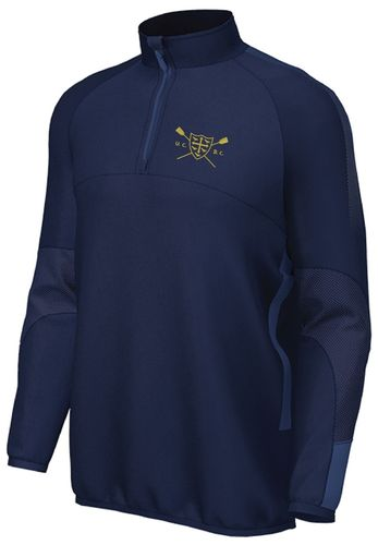UCBC 1/4 Zip Fleece lined midlayer