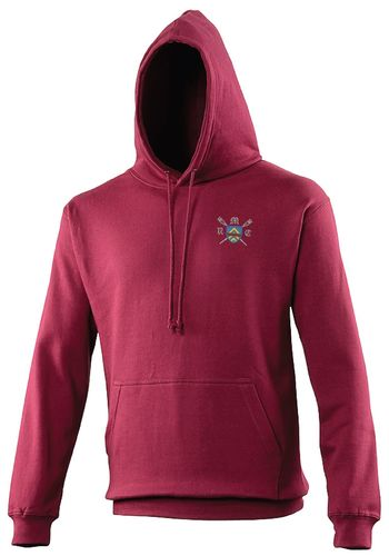 Monmouth RC Claret Hoodie
