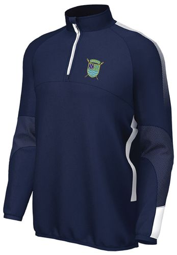 PTRC 1/4 Zip Fleece lined midlayer