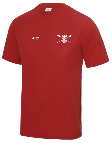Kingston RC Men's Red Tech T