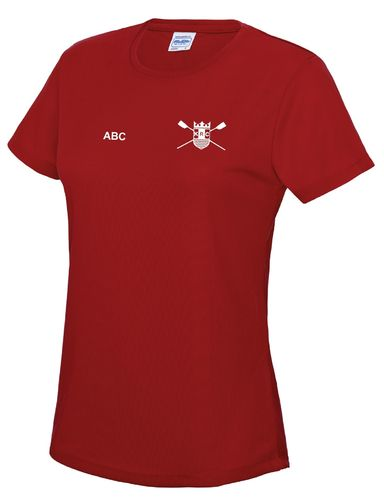 Kingston RC Women's Red Tech T
