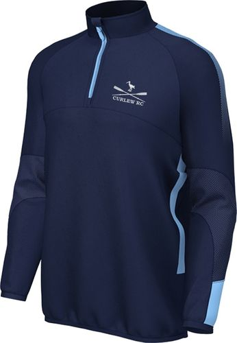 Curlew RC 1/4 Zip Fleece lined midlayer
