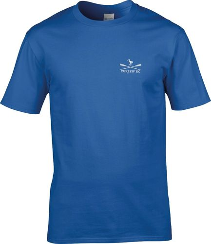 Curlew RC Royal Blue T-Shirt
