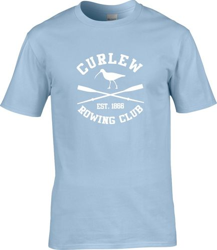 Curlew RC Light Blue T-Shirt