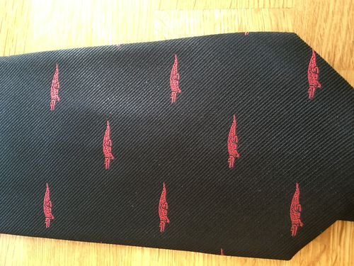 Crocodile Club Silk Tie