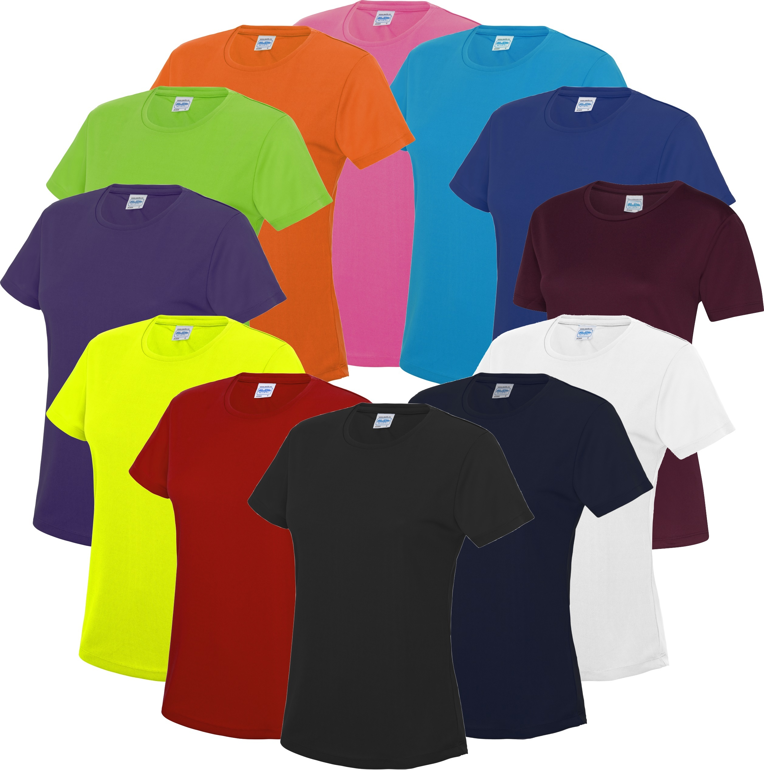 Women's Tech T-Shirts